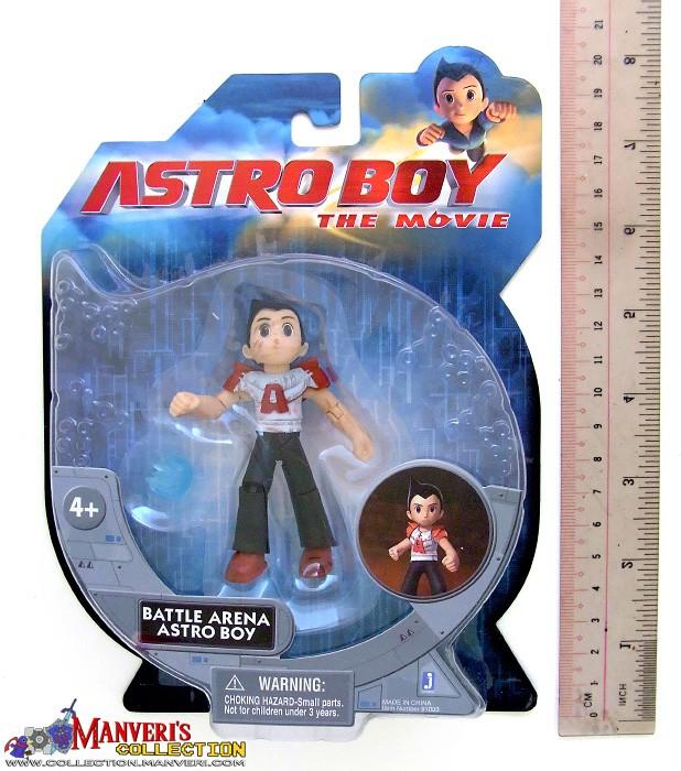 Jual Astro Boy The Movie Action Figure Original Manga