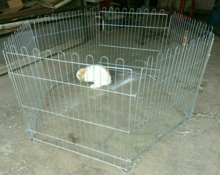 harga Kandang kelinci umbar (knockdown) Tokopedia.com