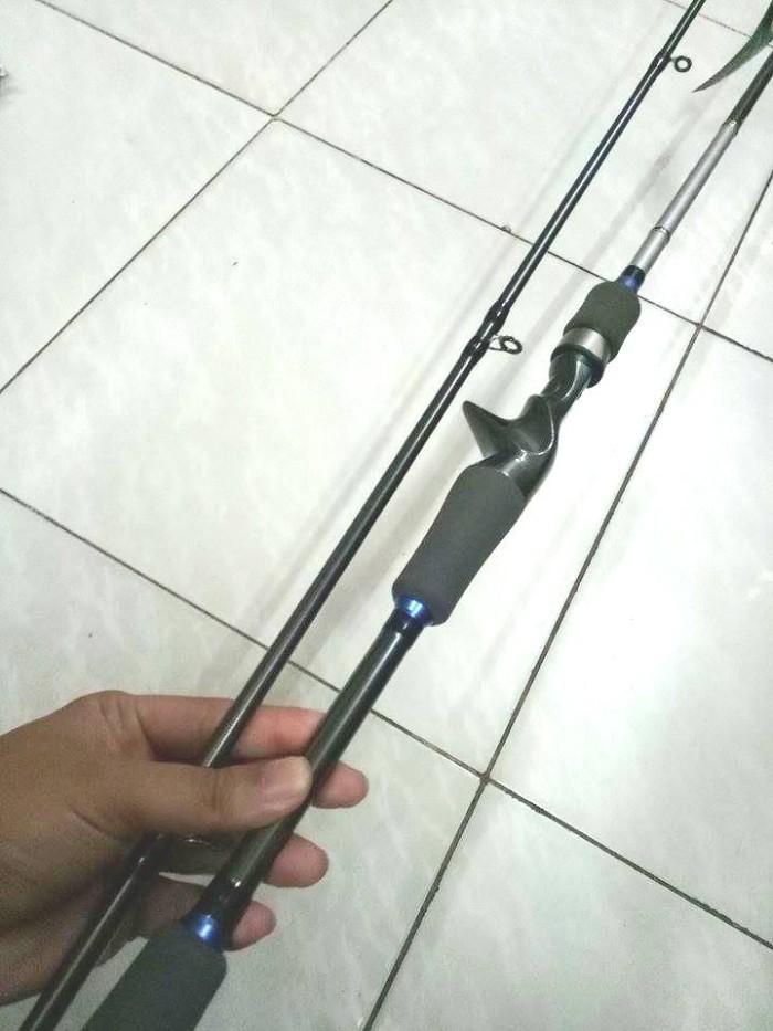 harga Joran baitcasting kyoto gunner gnrc-662mh fuji guide Tokopedia.com