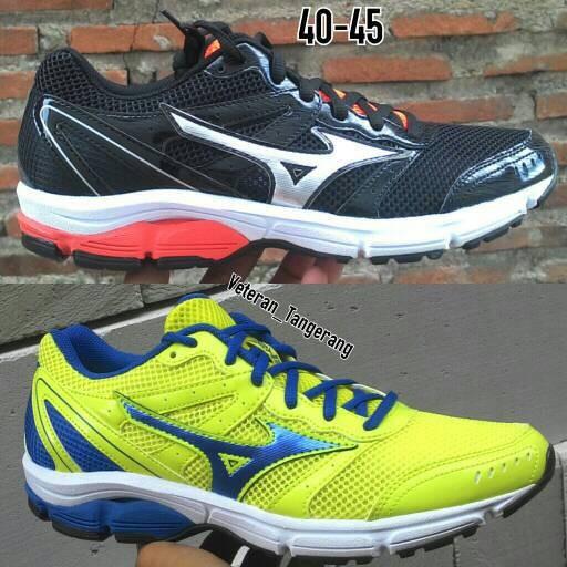 ... harga Sepatu running mizuno wave impetus 2 original Tokopedia.com d64e97334f