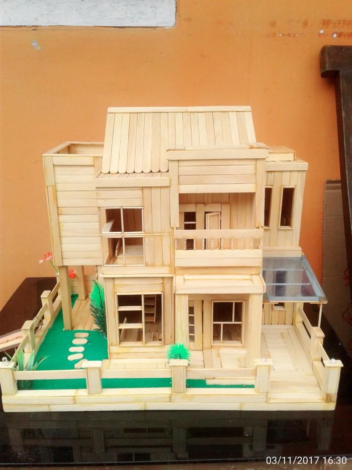 41+ Gambar Rumah Hamster Dari Stik Gratis Terbaru