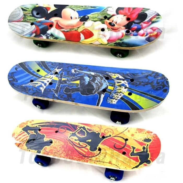 harga Skate board/ papan luncur skate board murmer size s Tokopedia.com