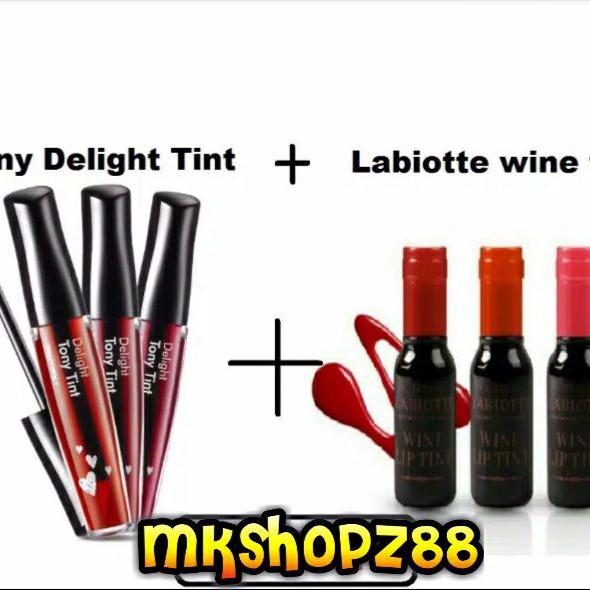 Katalog Lip Tint Tony Moly Di Counter DaftarHarga.Pw