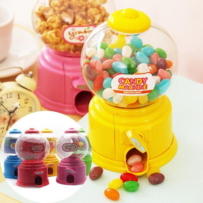 harga Jual candy machine dispenser/mainan anak/kado anak muraah Tokopedia.com