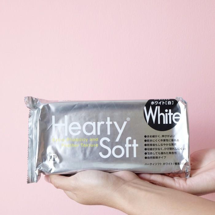 harga Hearty soft clay air dry bahan kerajinan tangan craft japan Tokopedia.com