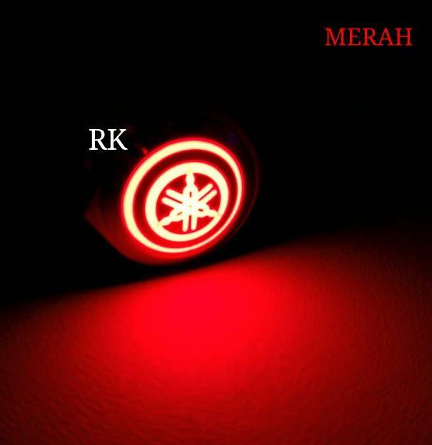harga Saklar on off logo yamaha motor stainless 12v dc | tombol aksesoris Tokopedia.com