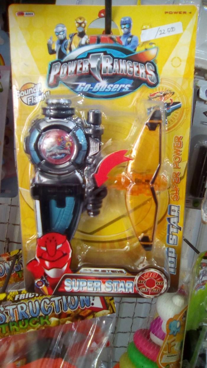 Jual GELANG POWER RANGERS Go Busters Kab Sidoarjo Doly Toys