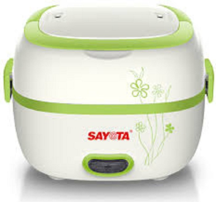 harga Sayota electric lunch box sl -100p / mini rice cooker / penanak nasi Tokopedia.com