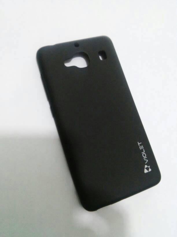 super popular c1457 3068d Jual Soft case Xiaomi Redmi 2 2S softshell jellycase Violet Hitam - Kota  Semarang - ArRadiza Store | Tokopedia