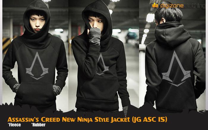 Jual Jaket Assassin Creed New Ninja Style Kota Yogyakarta