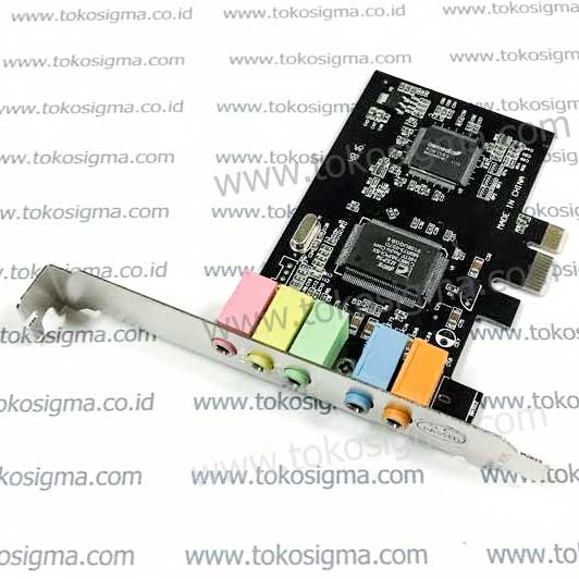harga Pci-e cmi8738-6ch sound card Tokopedia.com