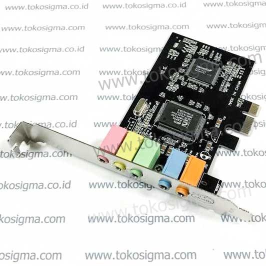 harga Pci-e cmi8738-6ch sound card Tokopedia.com