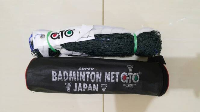 harga Net badminton gto murah meriah Tokopedia.com