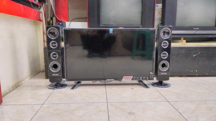 harga Led tv polytron cinemax pld-32t711 with speaker Tokopedia.com
