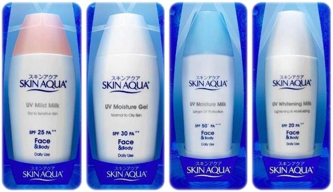 NEW Skin Aqua UV Moisture Gel Spf 30 PA 40gr UV A & UV B Source