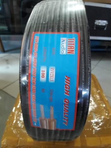 harga Kabel spk titan 2x15 Tokopedia.com