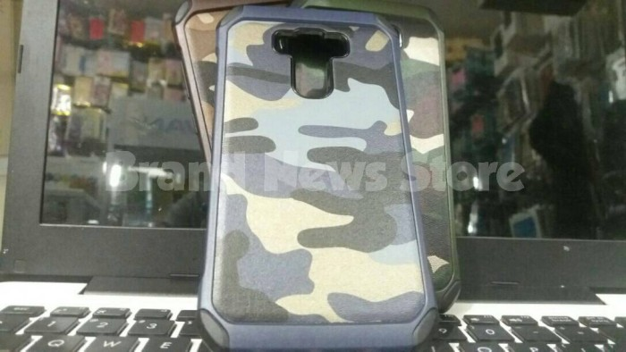 harga Asus zenfone 3 laser 5.5 hard case army(military/rugged/armor) Tokopedia.com