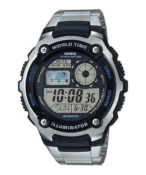 harga Casio jam tangan ae 2100wd 1avdf Tokopedia.com