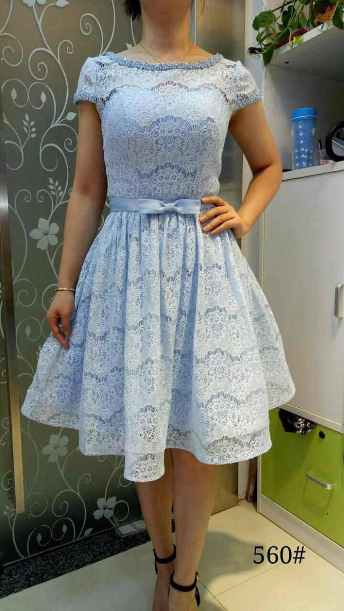 Jual Dress Import Gaun Pesta Korea Baju Pesta Pendek B Berkualitas Dki Jakarta Anggrainihome Tokopedia