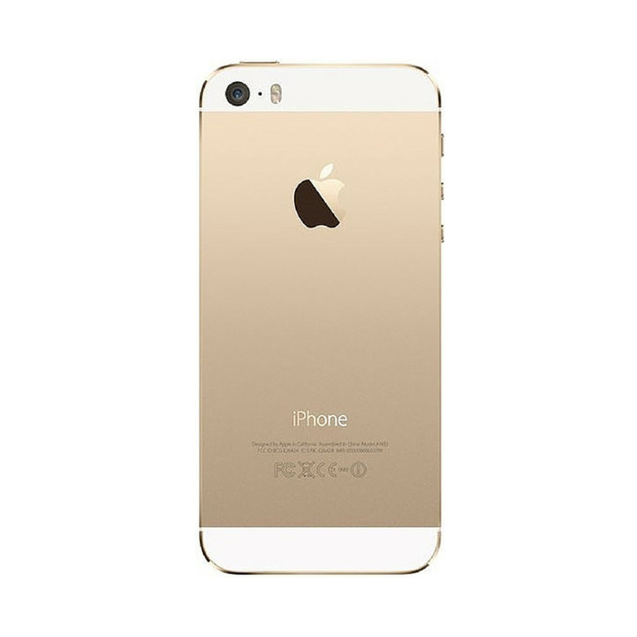 Foto Produk Apple iPhone 5S GOLD - GSM - 128 GB dari Budi Stores