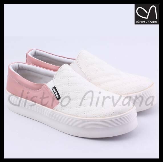 harga Sepatu wanita/platform/casual/slip on/nike/adidas/sneakers/cewek/dn Tokopedia.com