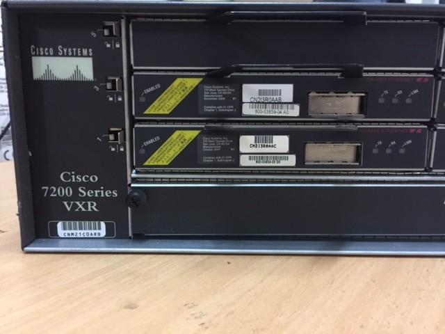 Jual CISCO SYSTEM ROUTER 7200 SERIES VXR - DKI Jakarta - Sidolaris |  Tokopedia