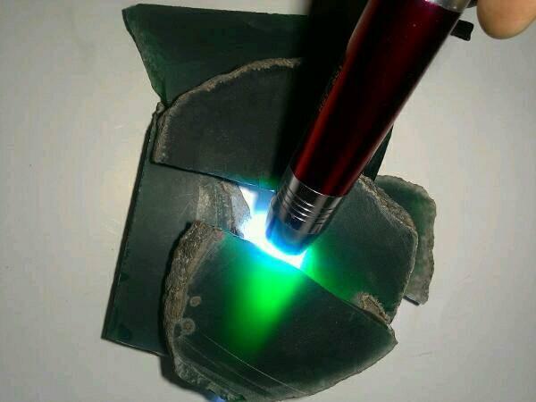 Foto Produk Bahan Ijo Garut Green Chalcedony dari Emping Corjaya