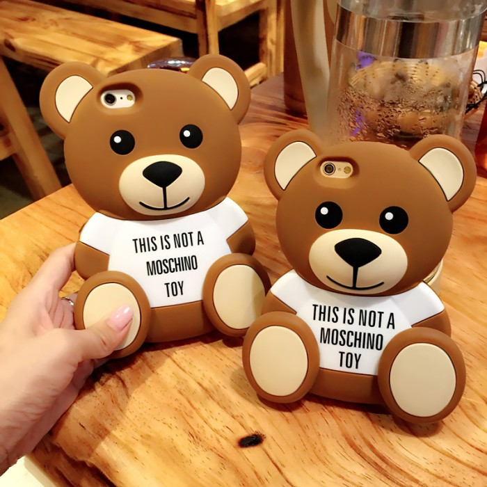 harga Iphone 4 / 4g case cute karakter 4d teddy bear Tokopedia.com