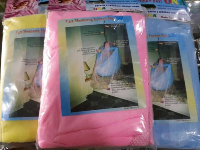 harga Kain ayunan + kelambu Tokopedia.com