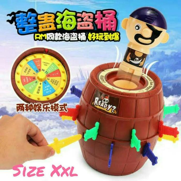 harga Pirates roulette Tokopedia.com