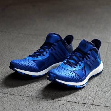7a53dec0c Jual Adidas Pure Boost ZG Trainer Shoes Blue Original - DKI Jakarta ...