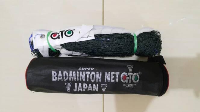 harga Jaring / net badminton / bulutangkis gto murah Tokopedia.com