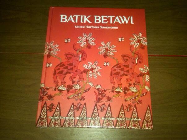 harga Batik betawi koleksi hartono sumarsono- Tokopedia.com