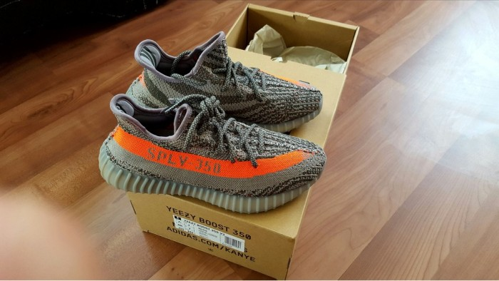 1457b0e0b Jual YEEZY BOOST 350 V2 BELUGA (UNAUTHORISED AUTHENTIC) - Kota Medan ...