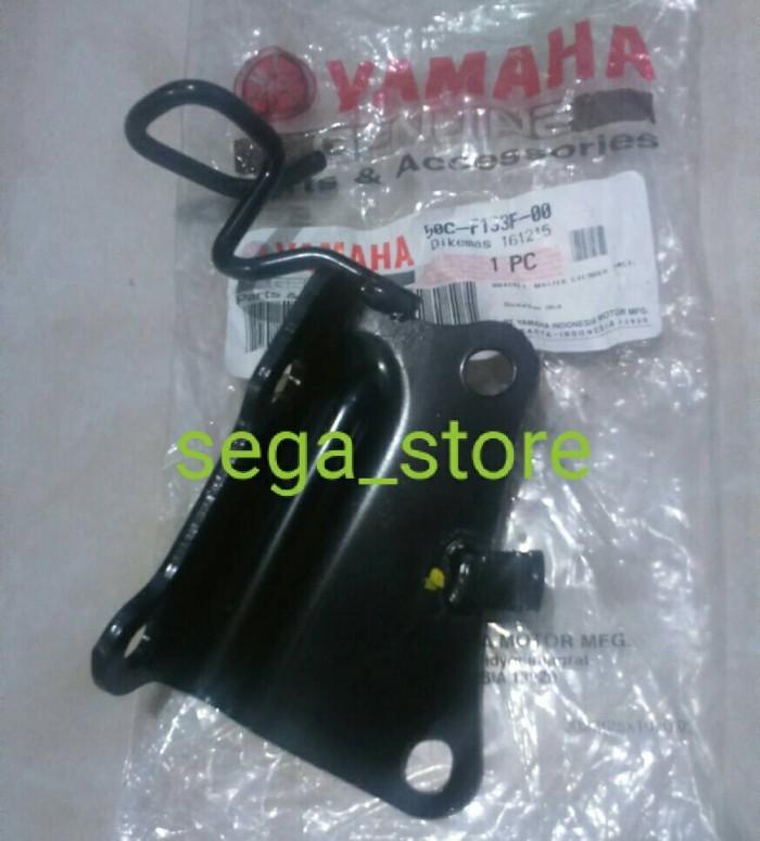 harga Bracket master cylinder cakram belakang yamaha new jupiter mx ori ygp Tokopedia.com
