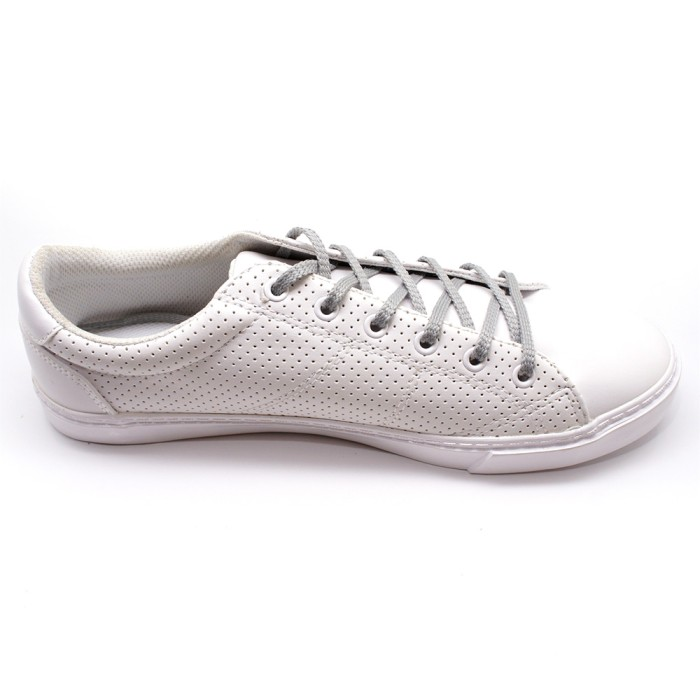 KipzKapz WS2 Grey 80cm 100cm Tali Sepatu / Waxed Cotton Flat Shoelace