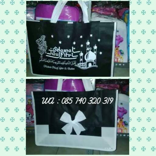 Jual Goodie Bag Tas Souvenir Parcel Lebaran Hari Raya Idul