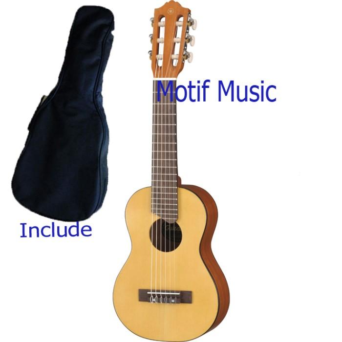 Jual YAMAHA Gitar Mini Akustik Guitalele Guitar Ukulele