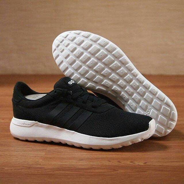 Adidas neo cloudfoam speed ii black white original made in indonesia harga  ... c5062b5b0d
