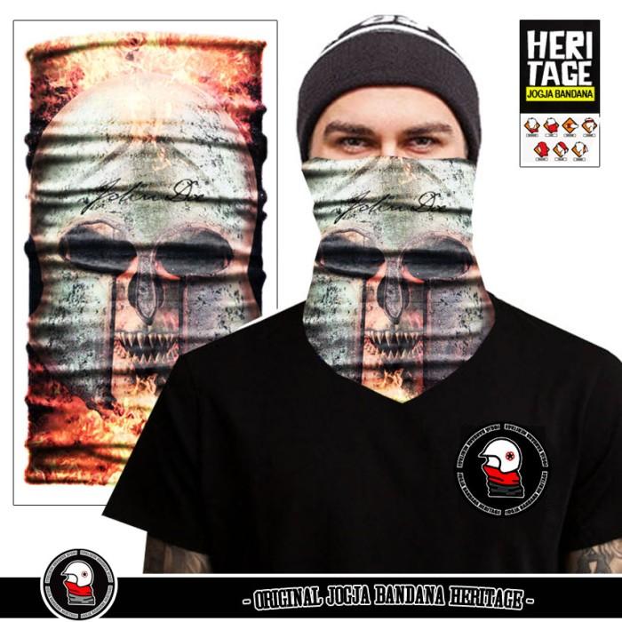 Harga Jogja Bandana Masker Buff Serbaguna Elastis Tanpa .
