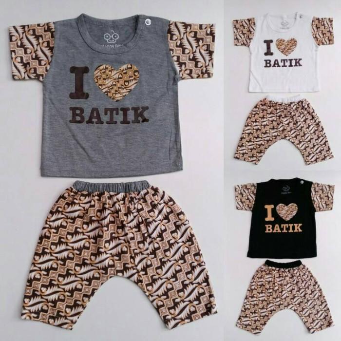 Jual Baju Setelan Anak Bayi Laki Laki Cowok Kaos I Love Ba Murah Kota Tangerang Gerai Baju Anak Unik Tokopedia