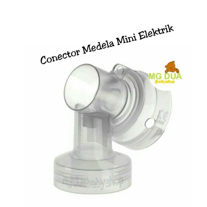 Sparepart medela pompa asi - conector medela mini elektrik