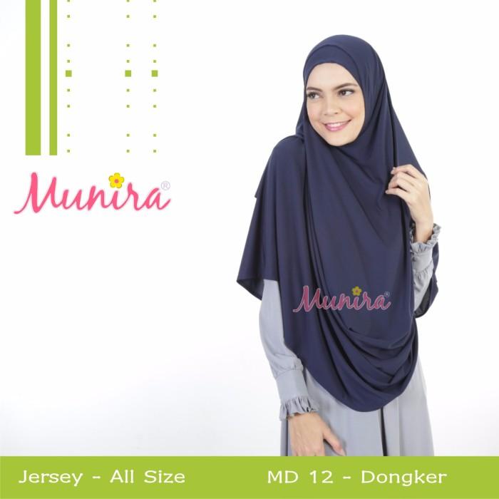 Jual Munira Md12 L Pashmina Instan Jersey Kualitas Super Kota Depok Toko Ukhti Munira Tokopedia