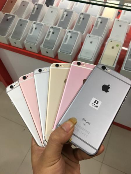 Jual Iphone 6s 16gb Fullset Mulus Like New Kota Batam Putra Siregar Phone Shop Tokopedia