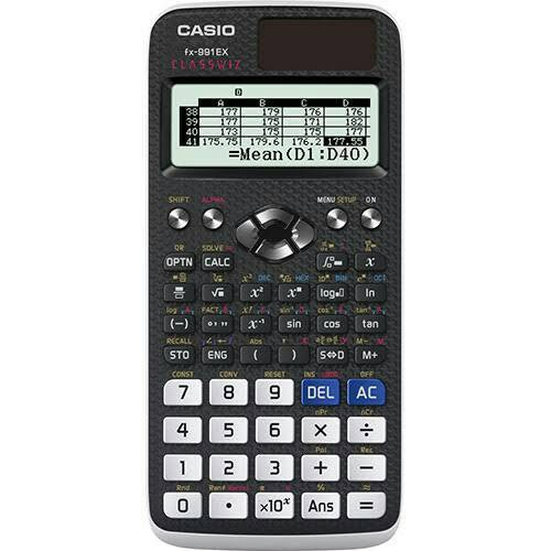 harga Casio fx-991 ex ~ kalkulator ilmiah/scientific calculator 991ex kuliah Tokopedia.com