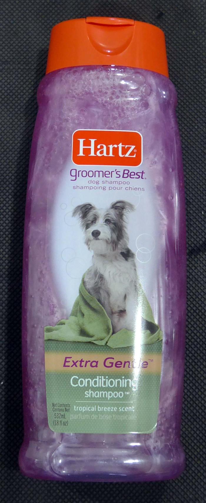 Shampoo Anjing Hartz Conditioning Shampoo 532ml 950682