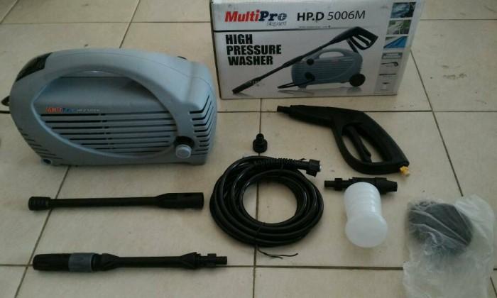 harga Mesin cuci steam mobil motor jet cleaner high pressure washer multipro Tokopedia.com