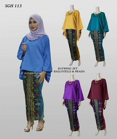 Jual Setelan Baju Batik Cantik Baju Batik Atasan Dan Bawahan Sgh 113 Kab Sukoharjo Baju Batik Seragam Tokopedia