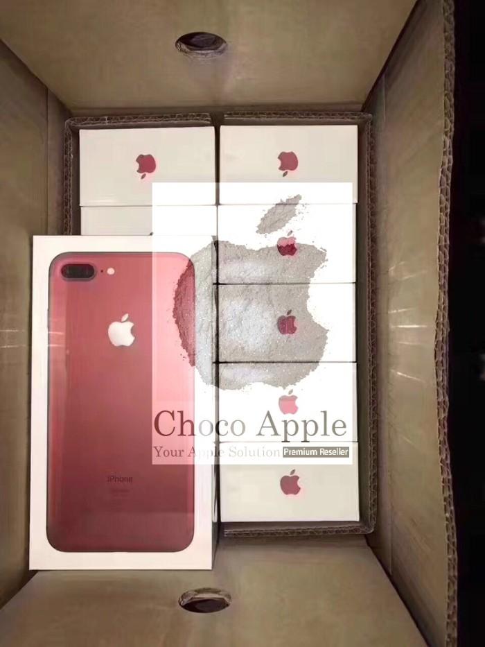 harga Ready stock bnib iphone 7 plus 256gb red garansi apple 1 tahun Tokopedia.com