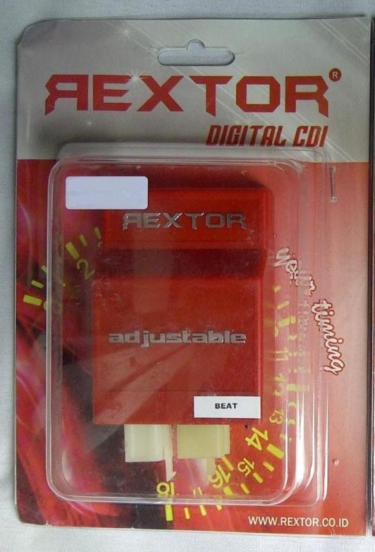 harga Cdi rextor adjustable honda beat karburator Tokopedia.com